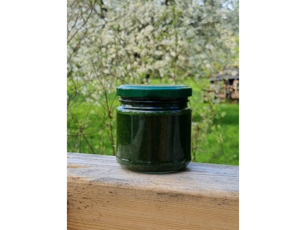 Pesto z czosnku niedźwiedziego (250ml)